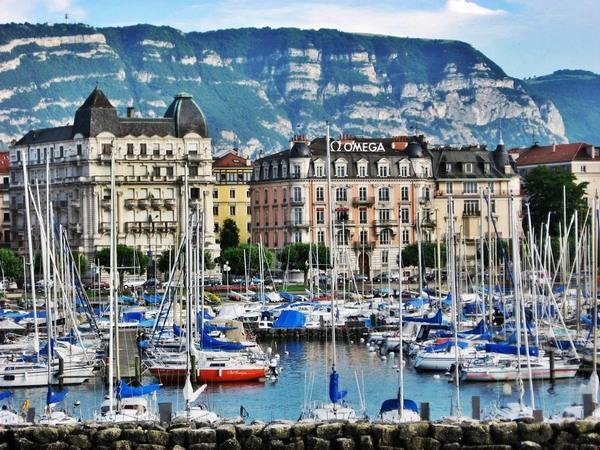 lėktuvų bilietai į Ženevą