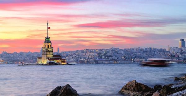 skrydžiai į Stambulą